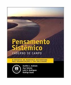 livro Pensamento Sistêmico Caderno de Campo